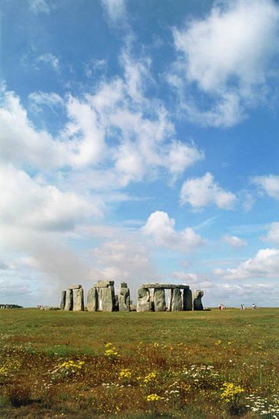 Wall Art - Photograph - Stonehenge by Tony Craddock/science Photo Library