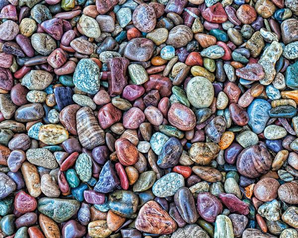 Photograph - Stones by Thomas Hall