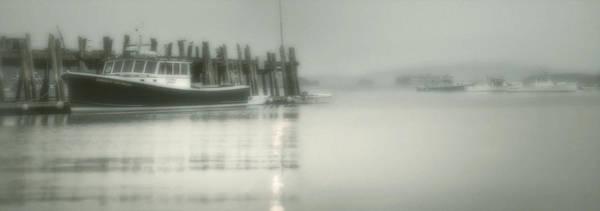 Stonington Photograph - Stonington Harbor by Chad Tracy