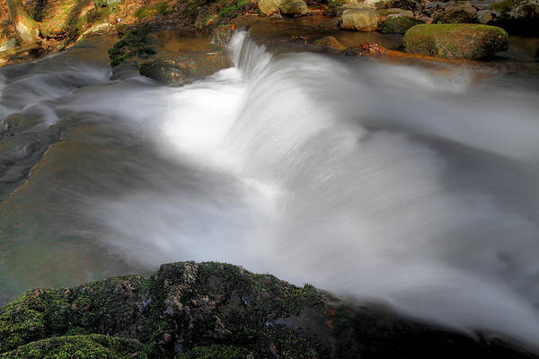 Photograph - Stony Brook Falls II by Dawn J Benko