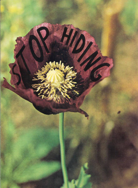 Capitalism Mixed Media - Stop Hiding by Neil Campau
