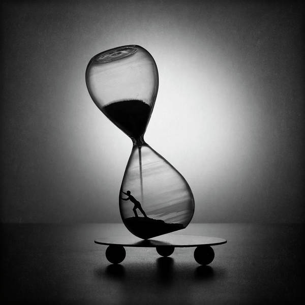 Traps Photograph - Stop The Time by Victoria Ivanova