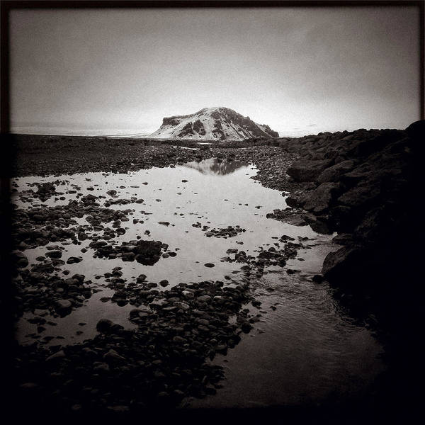 Iphoneography Wall Art - Photograph - Towards Stora Dimon by Dave Bowman