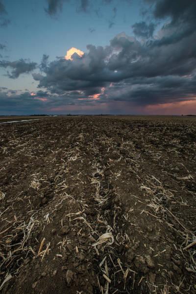 Iowa Photograph - Storm by Aaron J Groen