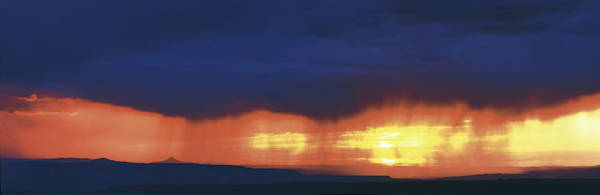 Nm Wall Art - Photograph - Storm Along The High Road To Taos Santa by Panoramic Images