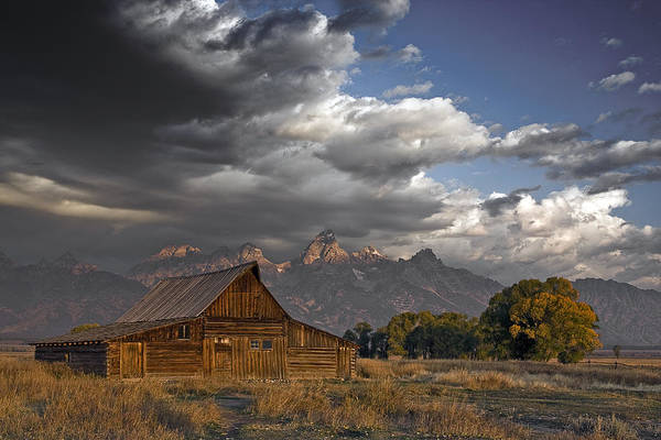 Photograph - Storm Approaching by Wes and Dotty Weber