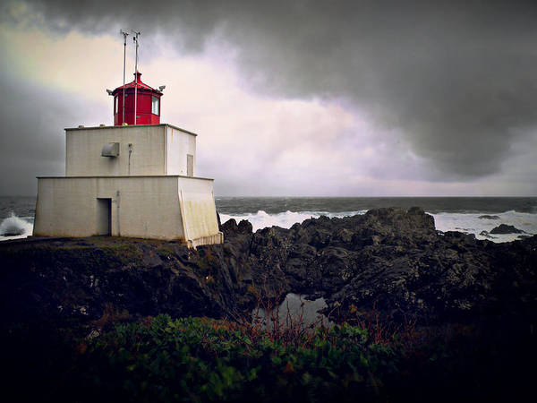 Photograph - Storm Approaching by Micki Findlay