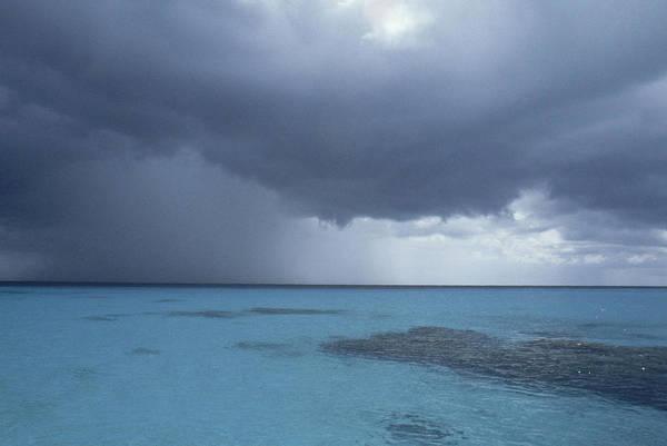 Wall Art - Photograph - Storm At Sea by Nancy Sefton