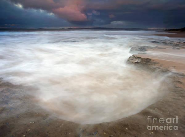 Encounter Bay Photograph - Storm Bowl by Mike  Dawson