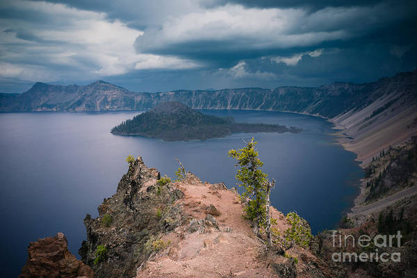 Photograph - Storm Brewing by Carrie Cole