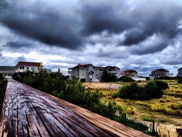 Photograph - Storm Brewing by Chris Montcalmo