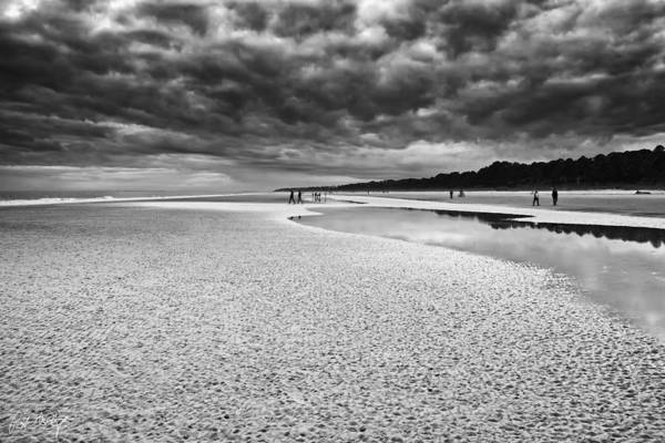 Hilton Head Island Photograph - Storm Building by Phill Doherty