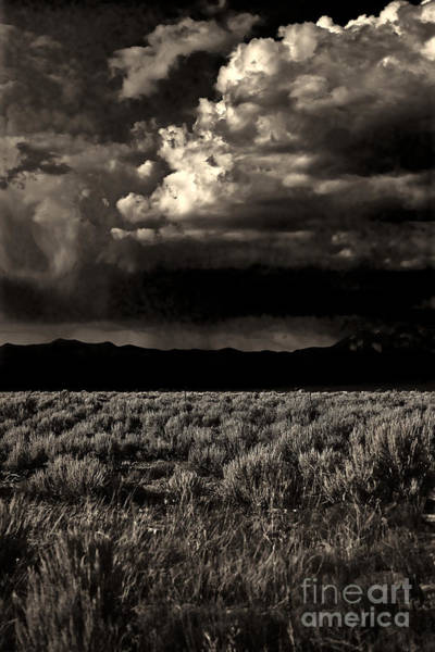 Photograph - Storm by Charles Muhle