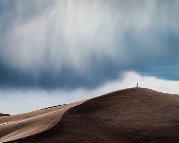 Soil Photograph - Storm Chaser by John Fan