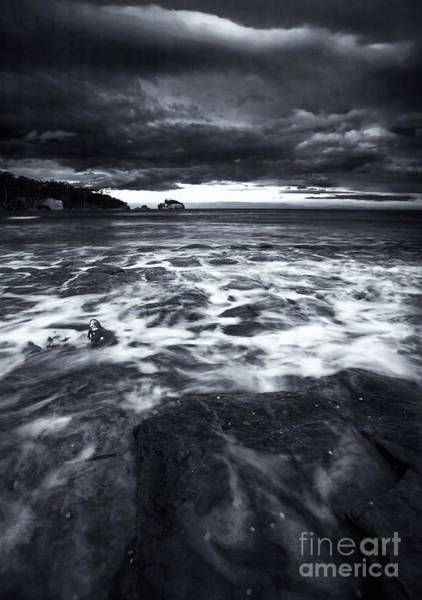 Pavement Wall Art - Photograph - Storm Clearing by Mike  Dawson