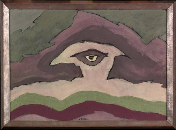 Central America Painting - Storm Clouds by Arthur Dove