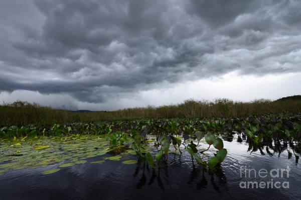 Chapa Photograph - Storm Clouds Chapada Diamantina Brazil 2 by Bob Christopher
