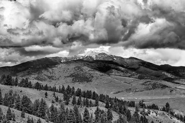 Photograph - Storm Clouds by Jack R Perry