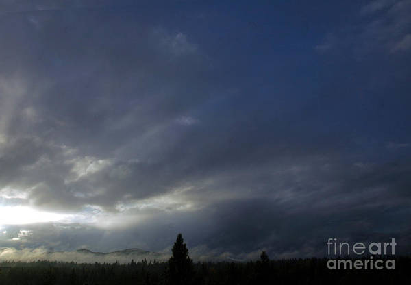 Photograph - 701p Storm Clouds by NightVisions