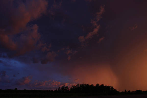 Photograph - Storm Clouds Over Yorkton IIi by Ryan Crouse