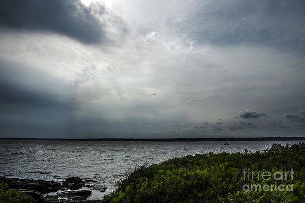 Wall Art - Photograph - Storm Coming In by Diane Diederich
