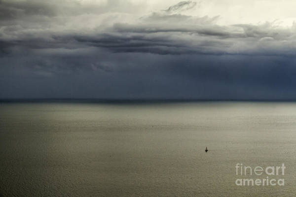 Photograph - Storm Day At Sea by Pier Giorgio Mariani