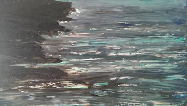 Prince Edward Island Painting - Storm by Dc Dorey