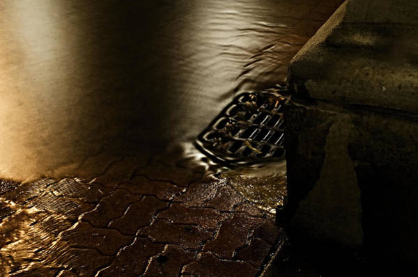 Storm Drain Photograph - Storm Drain by See My  Photos
