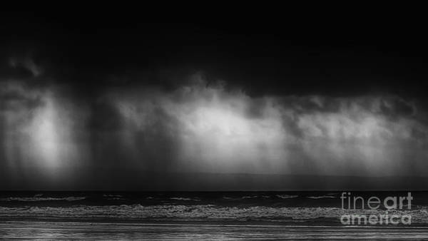 Wall Art - Photograph - Storm Front by Nigel Jones