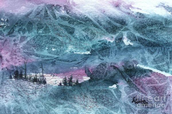 Painting - Storm II by Lynn Quinn