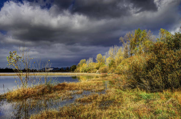 Photograph - Storm Incoming by Ivan Slosar