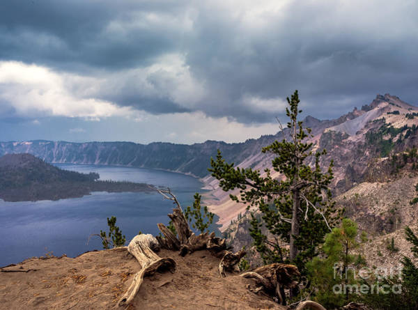 Photograph - Storm Looming by Carrie Cole