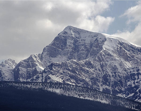 Photograph - 1m3349-storm Mountain by Ed  Cooper Photography