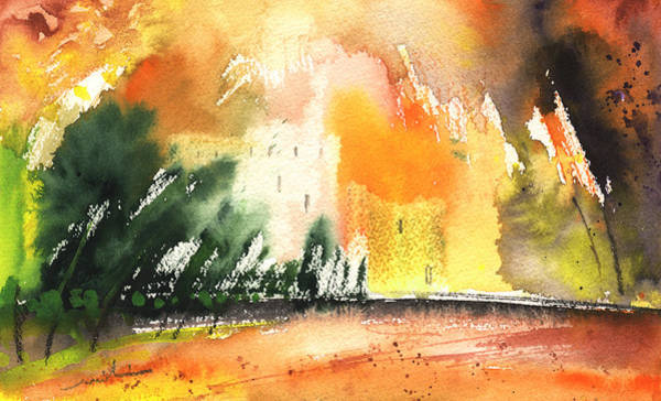 Painting - Storm On Planet Goodaboom by Miki De Goodaboom