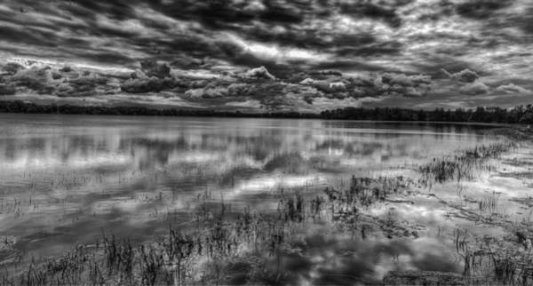 Wall Art - Photograph - Storm Over The Mill Pond  by Thomas Young