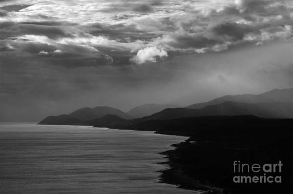 Photograph - Storm Over The Sierra Maestra Cuba by James Brunker