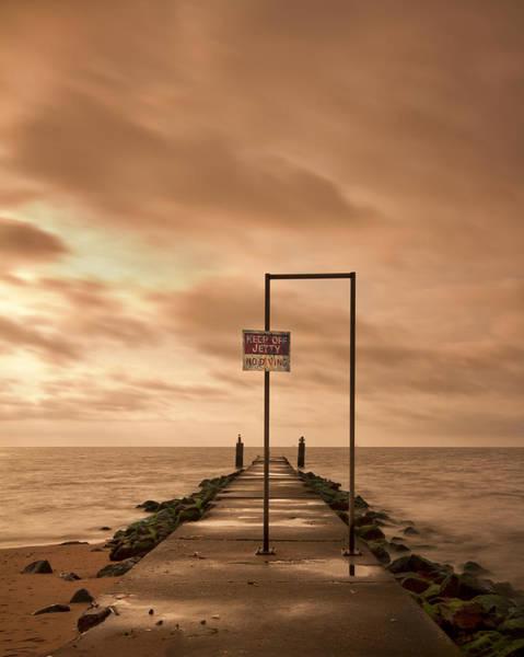 Wall Art - Photograph - Storm Warning by Evelina Kremsdorf