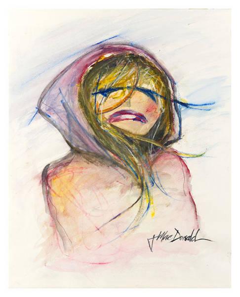The Mac Wall Art - Painting - Storm Watch by Jim Mac Donald