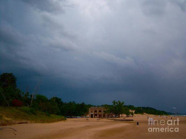 Photograph - Storm's Coming by Pamela Clements