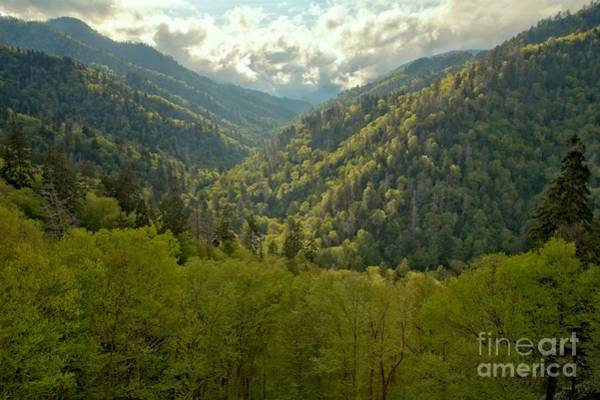 Photograph - Storms Over The Smokies by Adam Jewell
