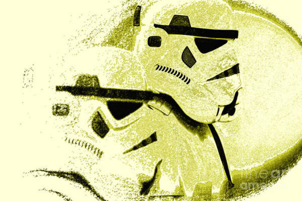 Stormtrooper Photograph - Stormtroopers by Micah May