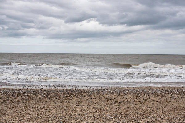 Brown Wall Art - Photograph - Stormy Coast by Tom Gowanlock