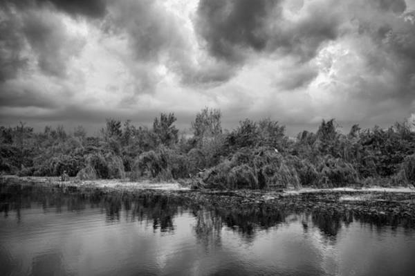 Photograph - Stormy Lake Trafford by Carolyn Marshall