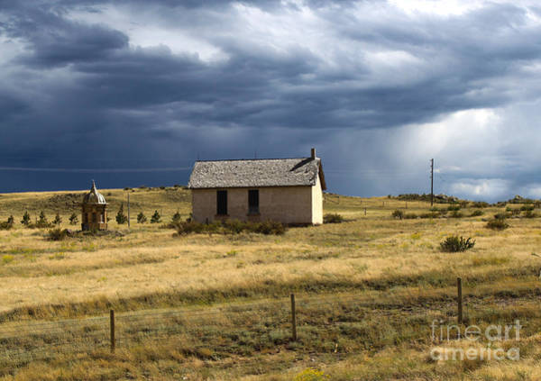 Photograph - Stormy Midwest Sky by Gregory Dyer
