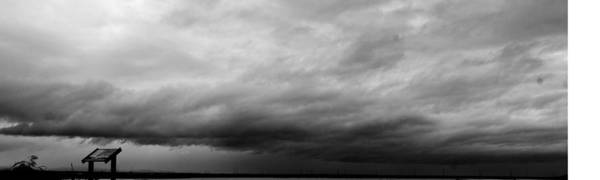 Alviso Photograph - Stormy Monday by Paul Balbas