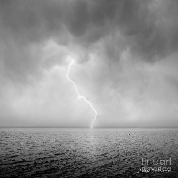 Photograph - Stormy Night  by Dave Gordon