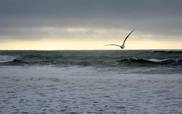 Photograph - Stormy Seas by AJ  Schibig
