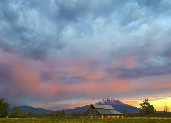 Photograph - Stormy Skies by Loree Johnson