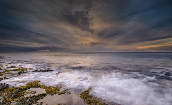Wall Art - Photograph - Stormy Sunset by Tin Lung Chao