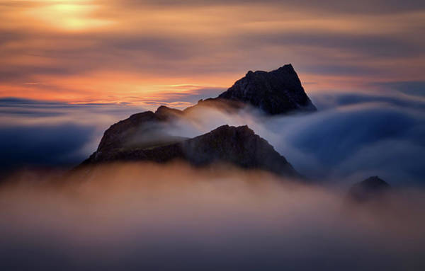 Norway Photograph - Storskiva by Wojciech Kruczynski